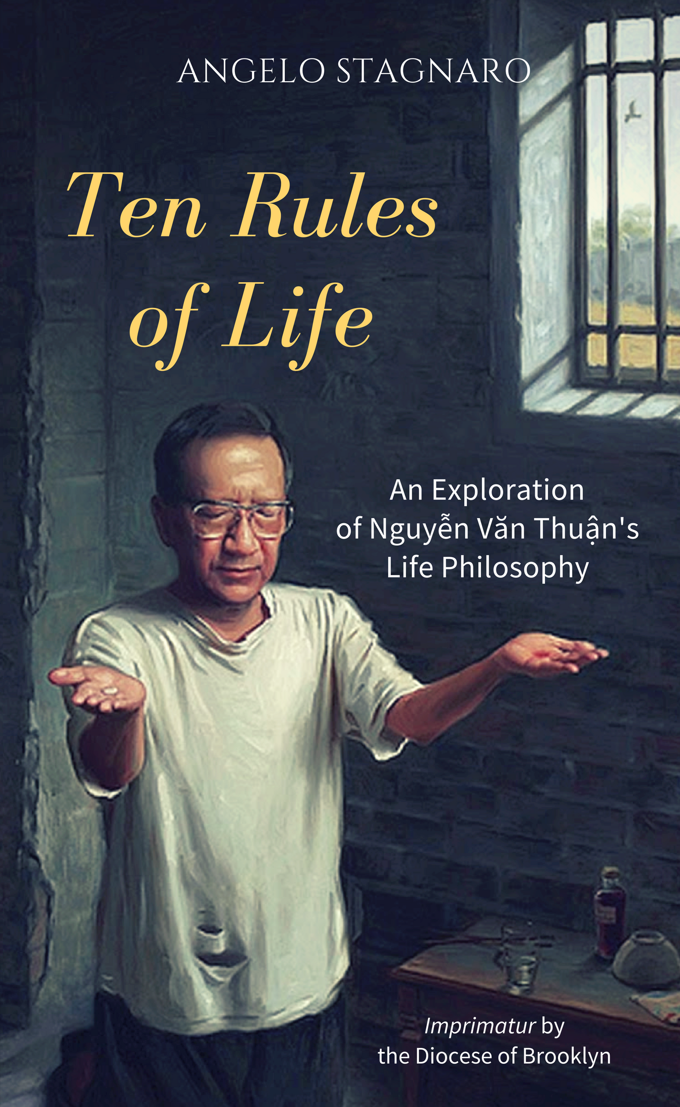 TEN RULES OF LIFE FRONT COVER